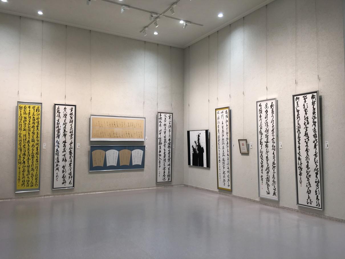 第52回兵庫県書道展会場 (9)