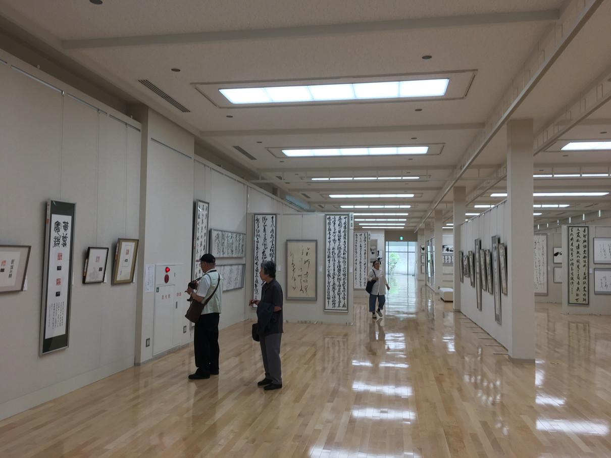 第52回兵庫県書道展会場 (17)
