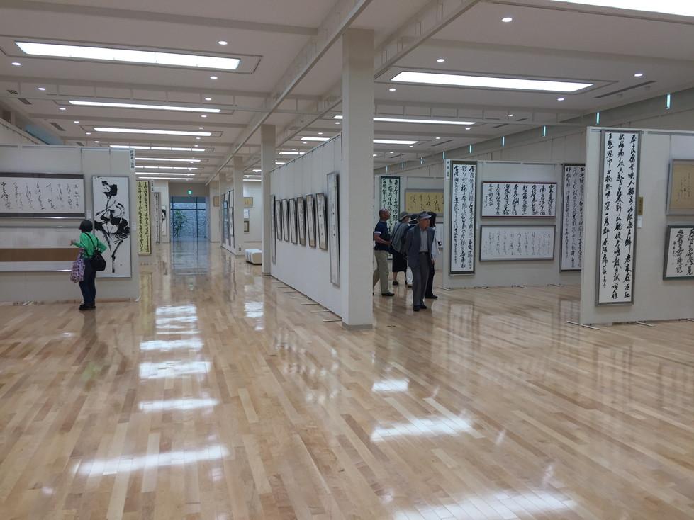 第52回兵庫県書道展会場 (54)