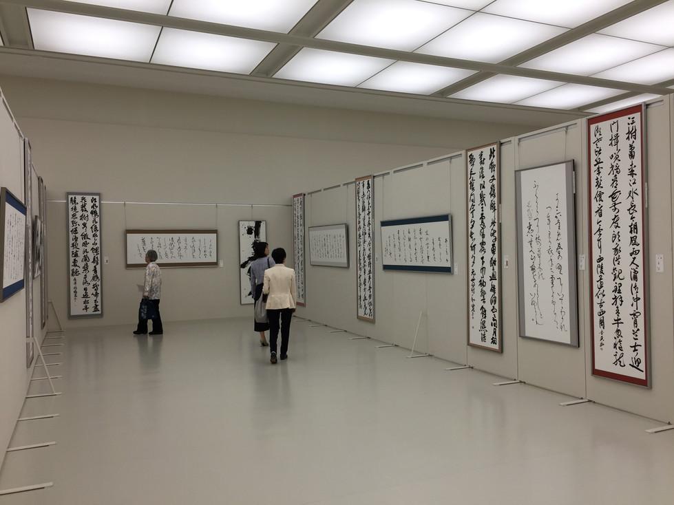 第52回兵庫県書道展会場 (39)