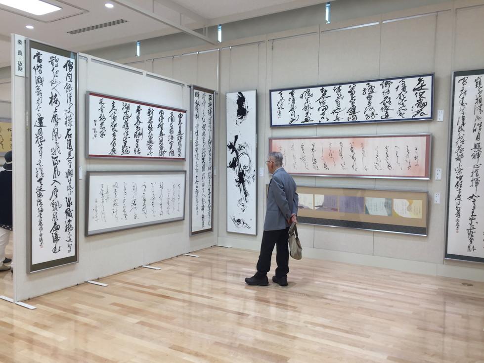 第52回兵庫県書道展会場 (56)