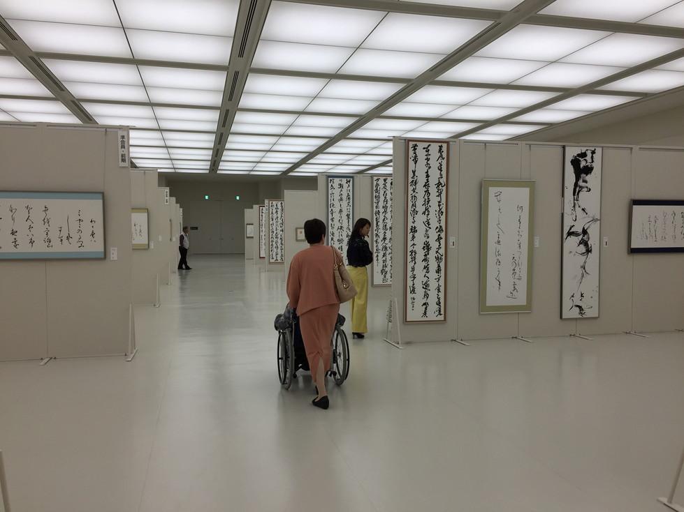 第52回兵庫県書道展会場 (45)