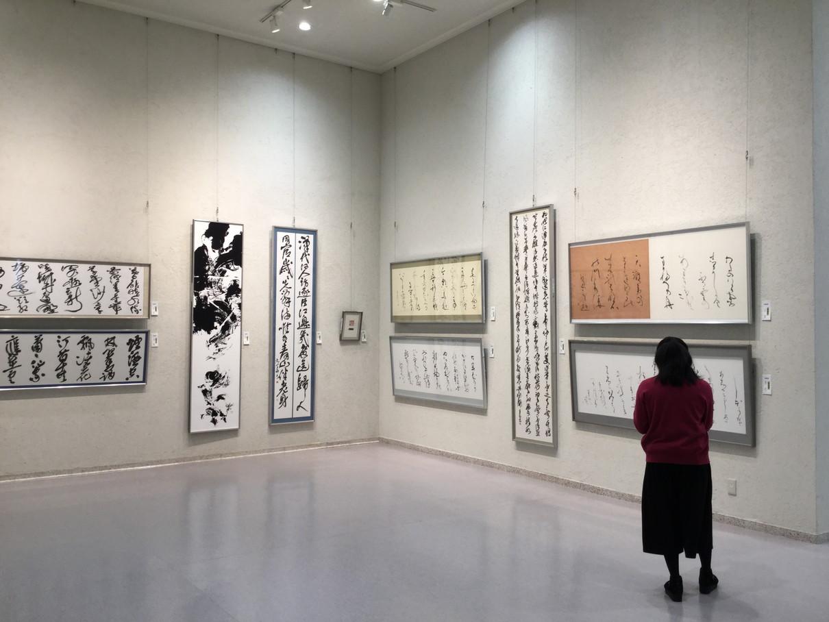第53回兵庫県書道展会場 (21)