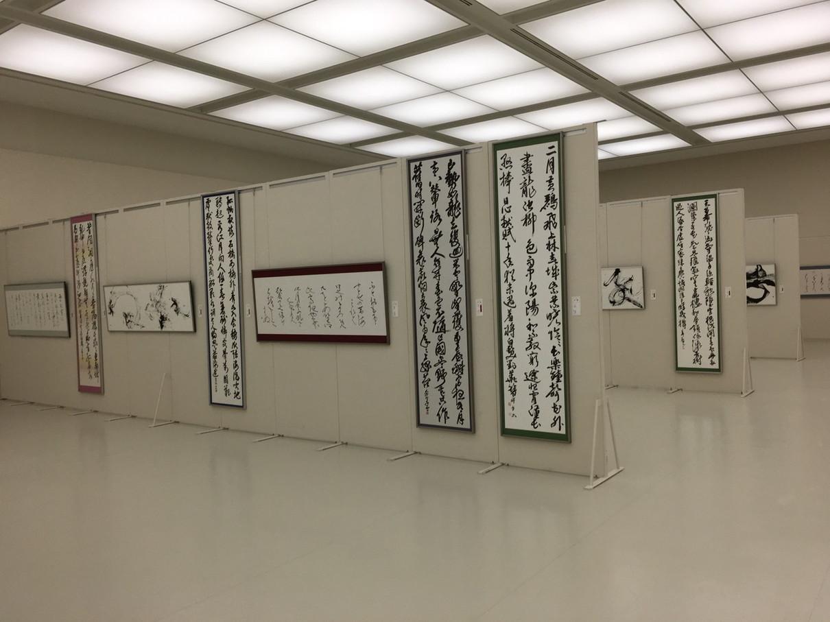 第53回兵庫県書道展会場 (51)