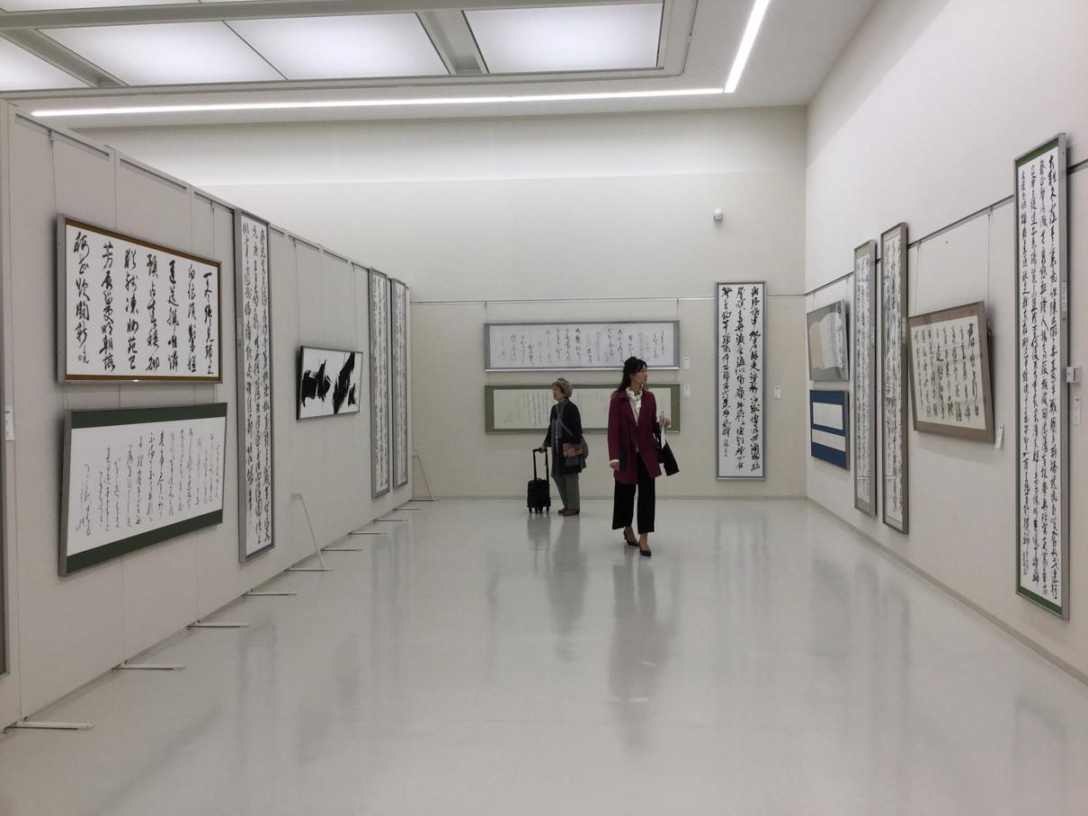 第53回兵庫県書道展会場 (30)
