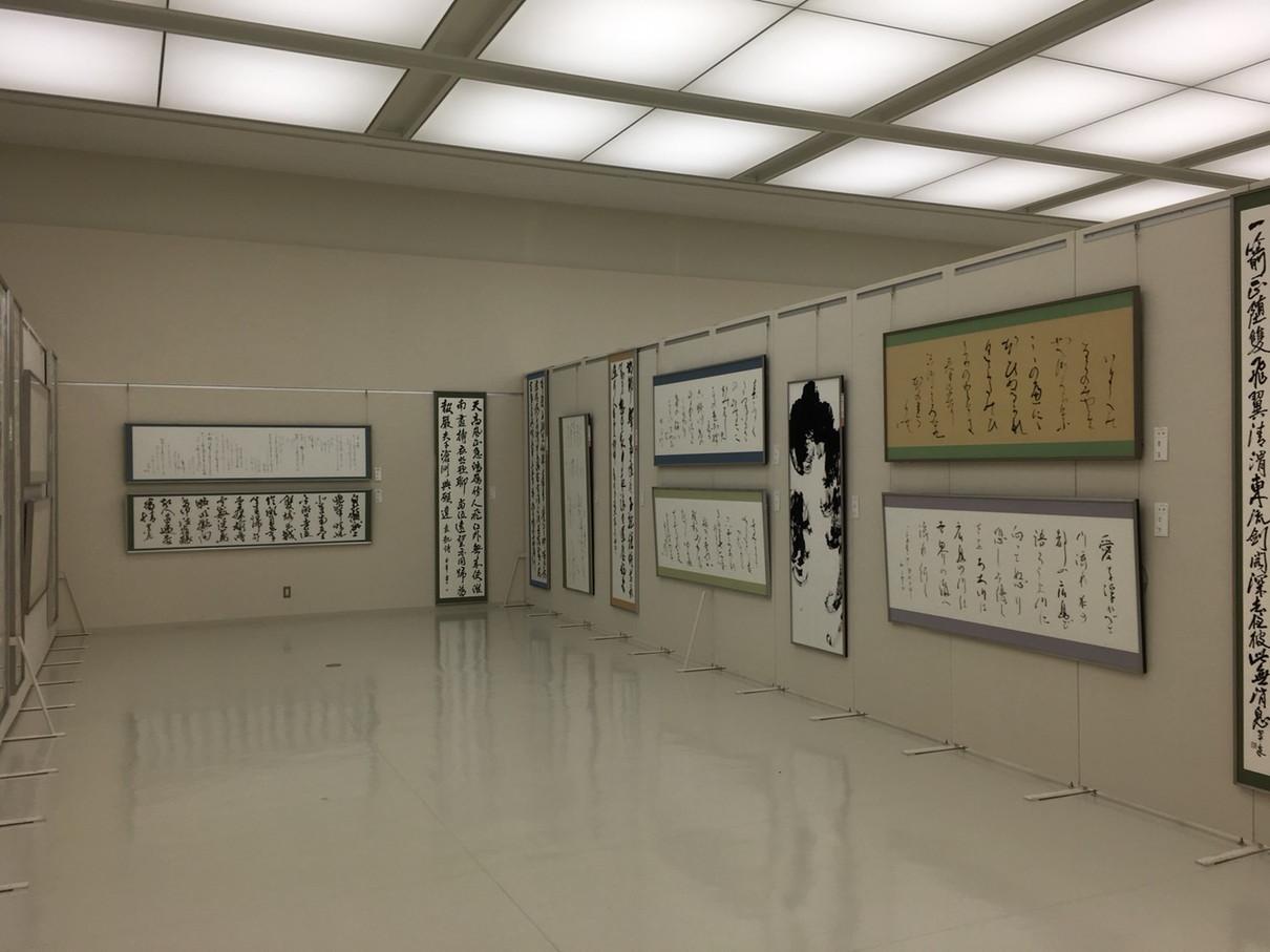 第53回兵庫県書道展会場 (62)