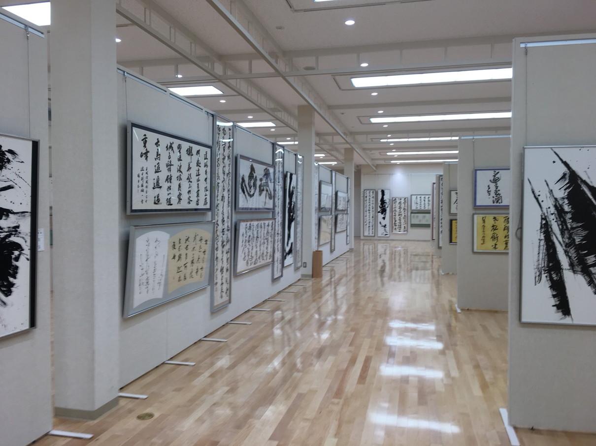 第53回兵庫県書道展会場 (84)