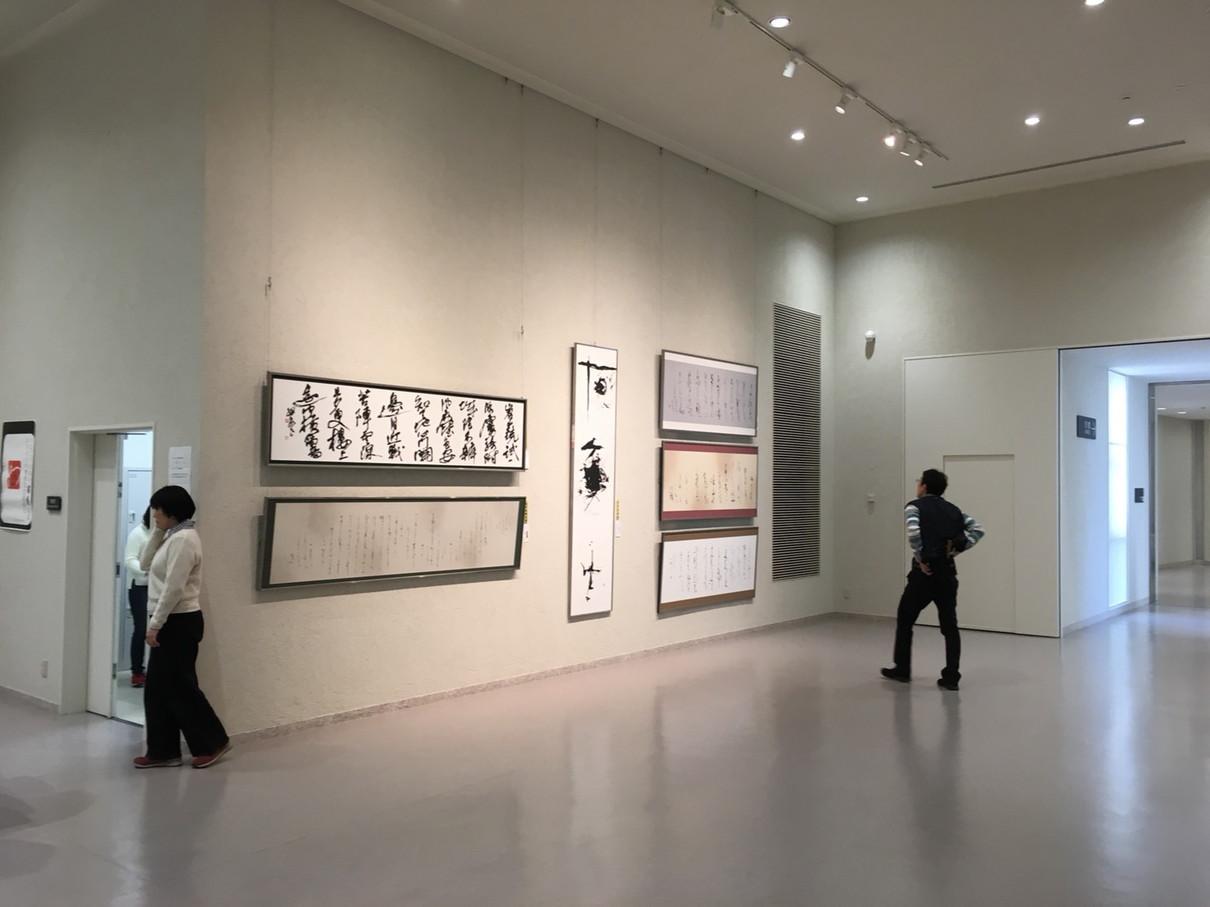 第53回兵庫県書道展会場 (72)