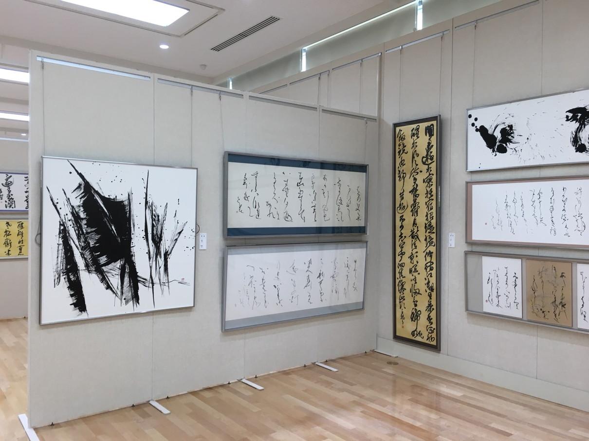 第53回兵庫県書道展会場 (83)