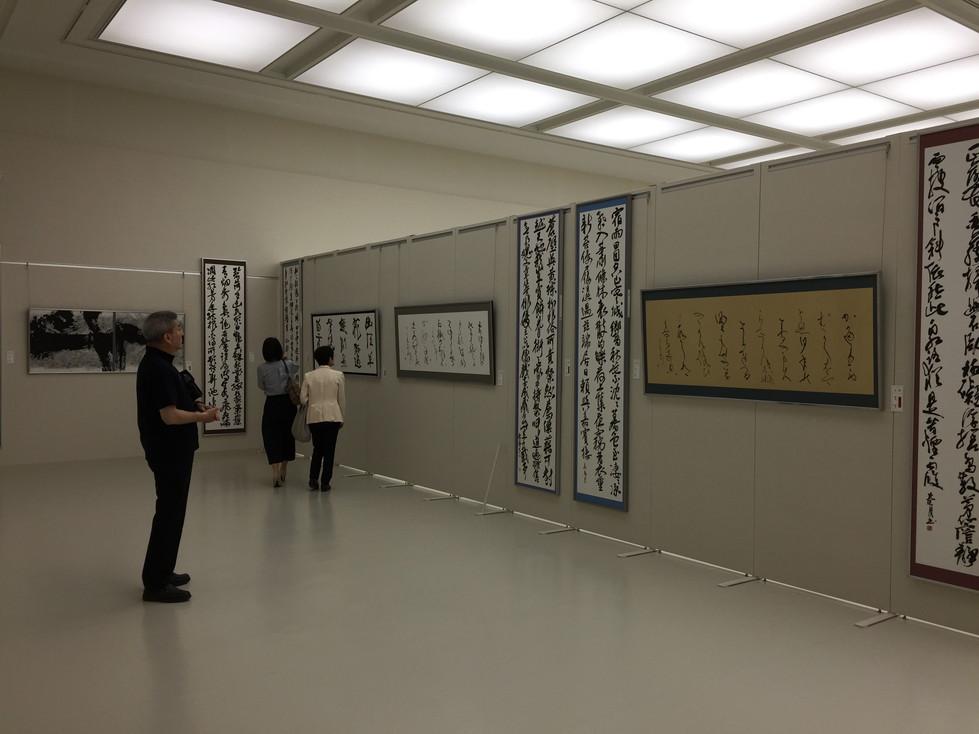 第52回兵庫県書道展会場 (42)