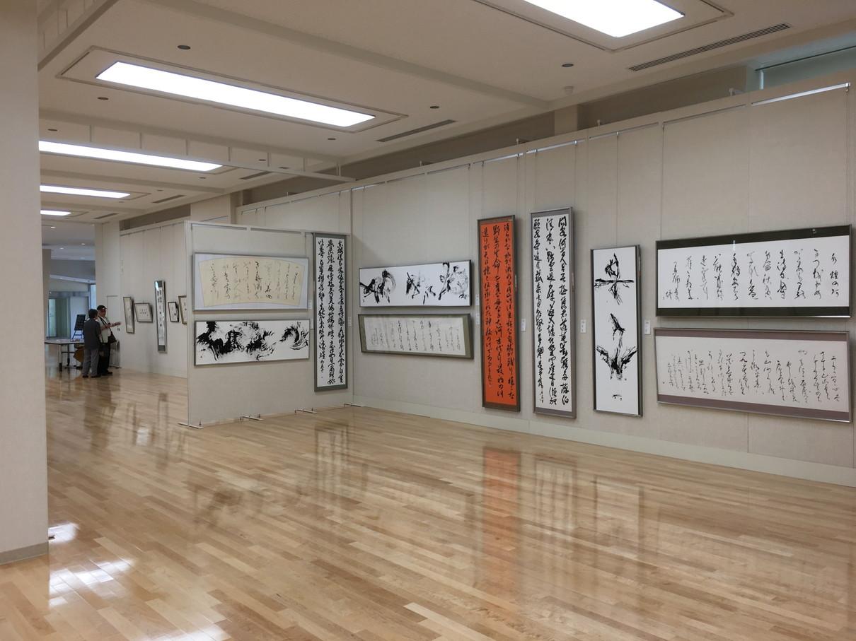 第52回兵庫県書道展会場 (27)