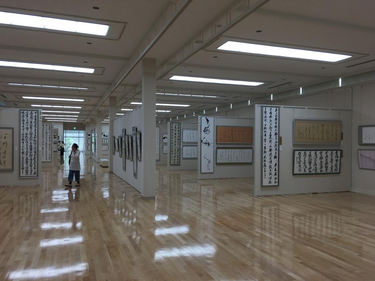 第52回兵庫県書道展会場 (18)