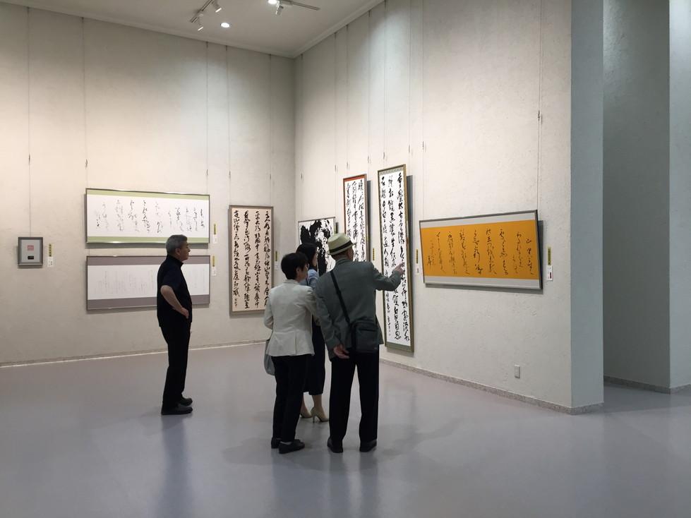 第52回兵庫県書道展会場 (38)