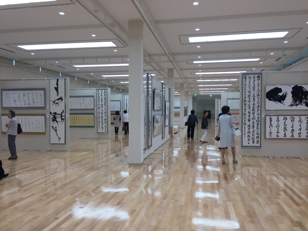 第52回兵庫県書道展会場 (60)