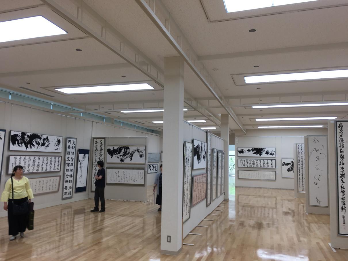 第52回兵庫県書道展会場 (26)