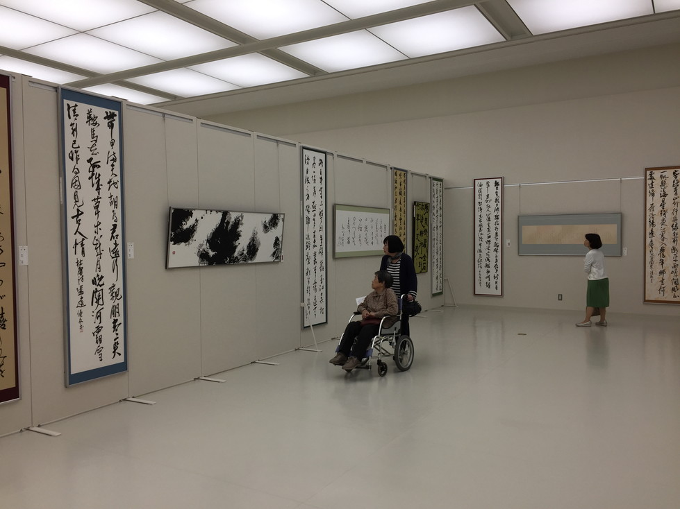 第52回兵庫県書道展会場 (46)
