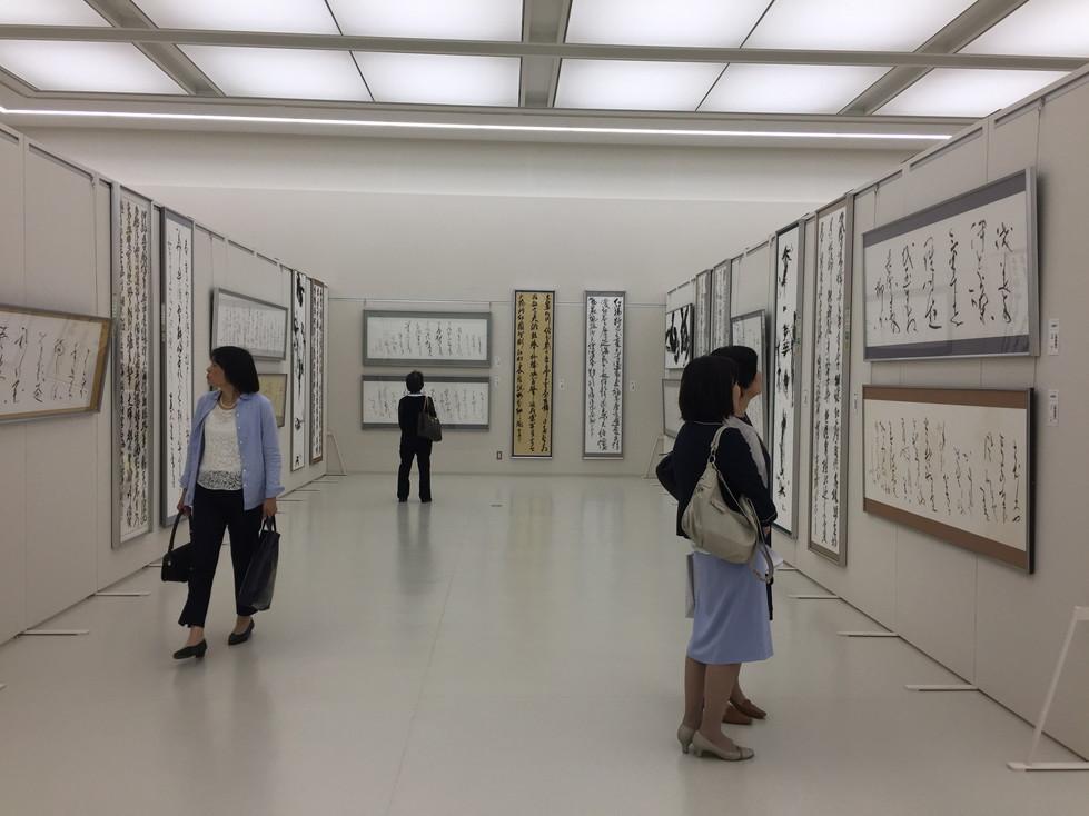 第52回兵庫県書道展会場 (49)
