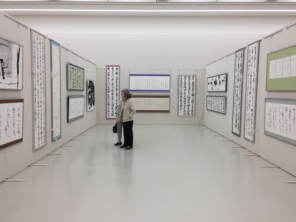 第52回兵庫県書道展会場 (48)