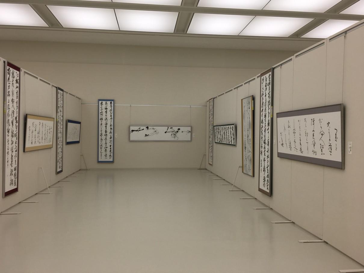 第53回兵庫県書道展会場 (56)