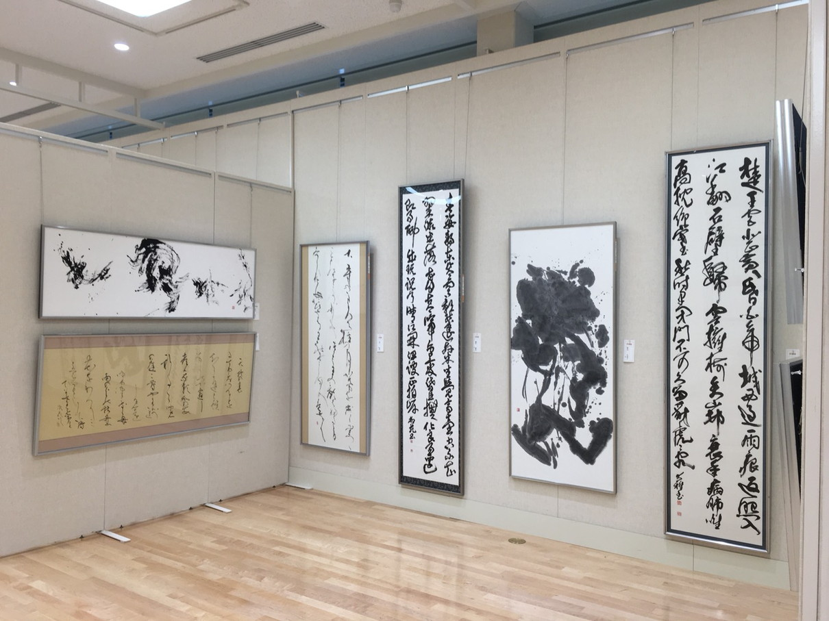 第53回兵庫県書道展会場 (92)