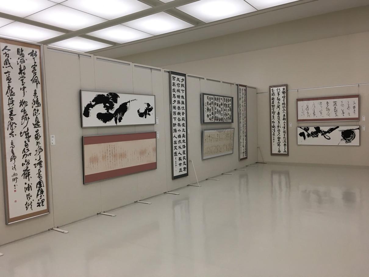 第53回兵庫県書道展会場 (63)