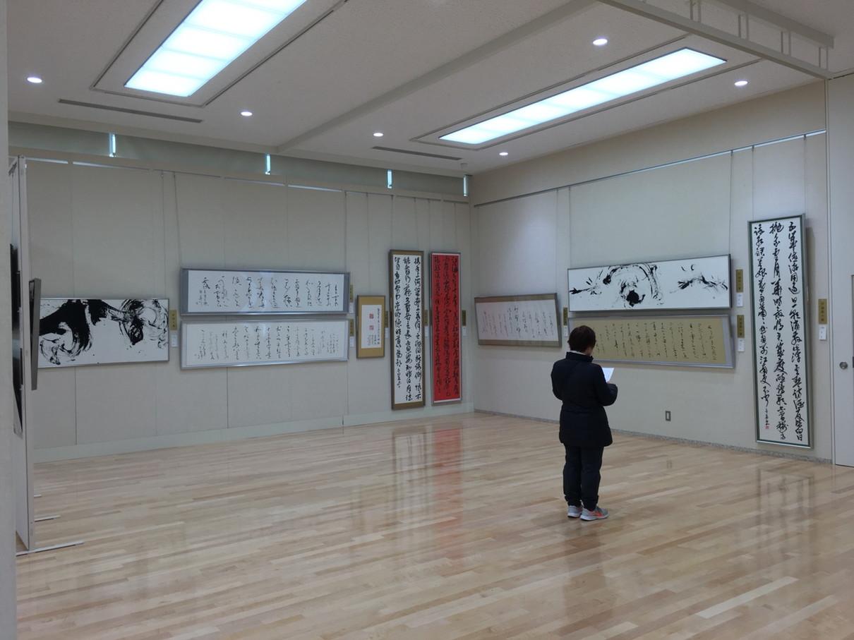 第53回兵庫県書道展会場 (86)