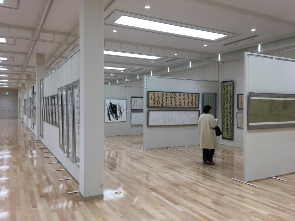 第53回兵庫県書道展会場 (75)