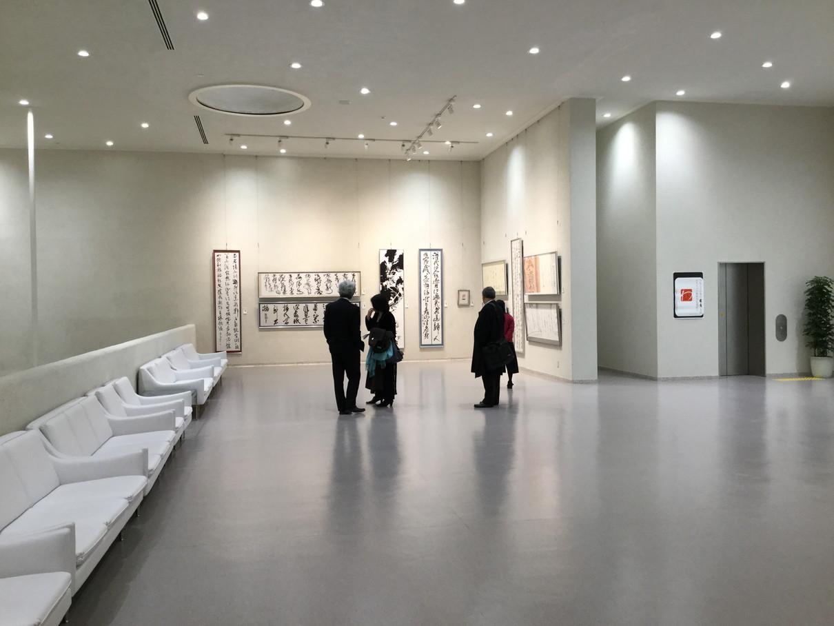 第53回兵庫県書道展会場 (20)