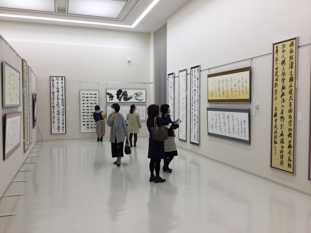 第53回兵庫県書道展会場 (36)
