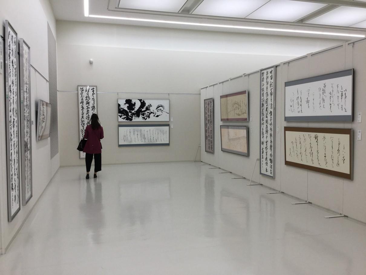 第53回兵庫県書道展会場 (32)