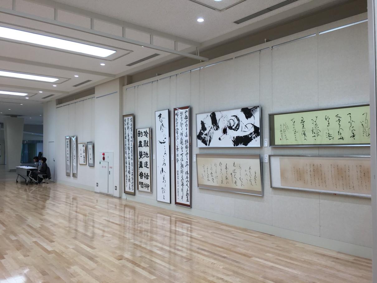 第53回兵庫県書道展会場 (90)